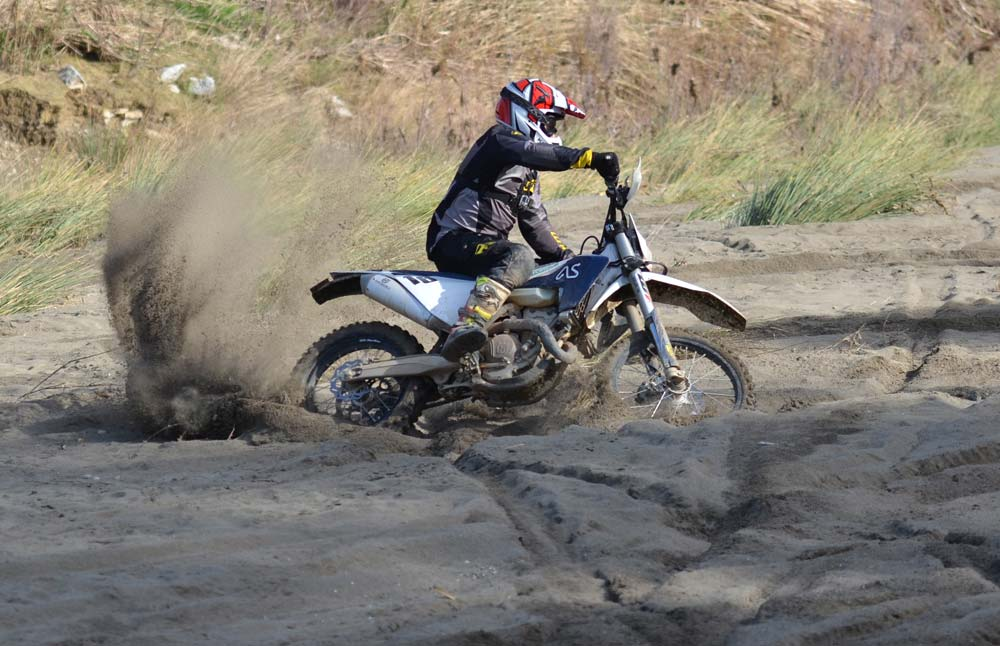 Adventure Rider Centre Husqvarna enduro bike